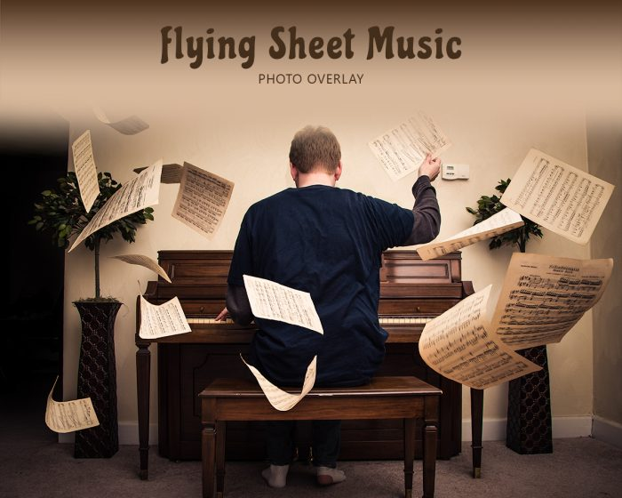 Sheet Music Overlays