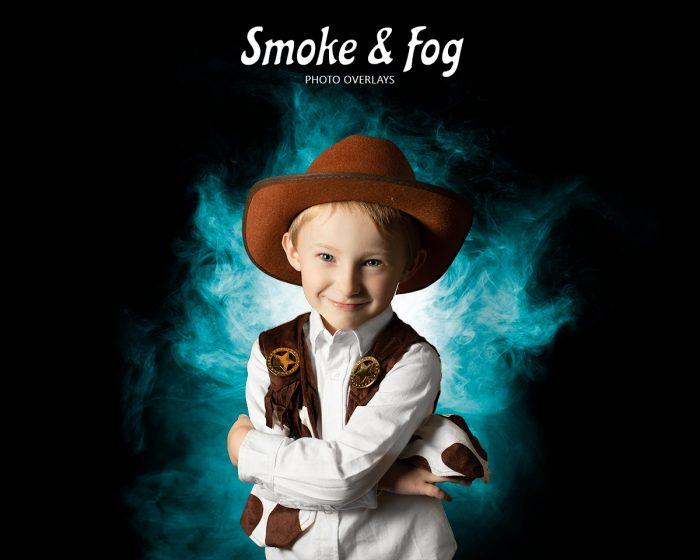 Smoke and Fog Overlays